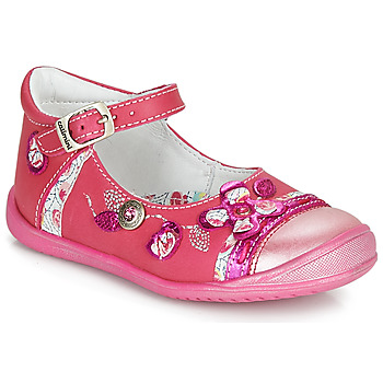 Chaussures Fille Ballerines / babies Catimini CIVETTE Rose