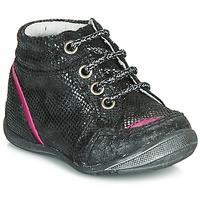 Chaussures Fille Boots GBB LAURE Noir