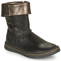 Chaussures Fille Bottes ville Ramdam CRACOVIE Noir