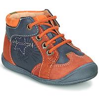 Chaussures Garçon Boots Catimini CARACAL Bleu