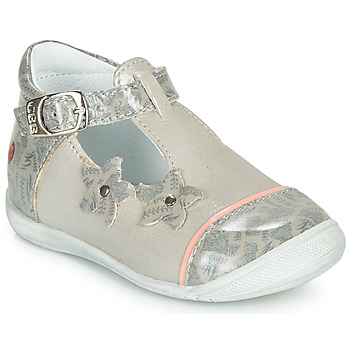 Chaussures Fille Sandales et Nu-pieds GBB MARILOU Gris