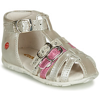 Chaussures Fille Sandales et Nu-pieds GBB MARYLINE Multicolore