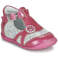Chaussures Fille Sandales et Nu-pieds GBB MILLA Rose