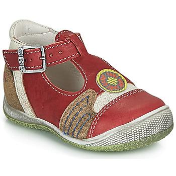 Chaussures Garçon Sandales et Nu-pieds GBB MARIO Rouge