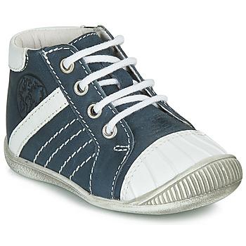 Chaussures Garçon Boots GBB MATYS Bleu