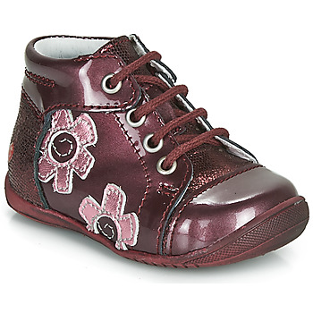 Chaussures Fille Boots GBB NEIGE Bordeaux