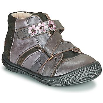 Chaussures Fille Boots GBB NICOLETA Bois de rose