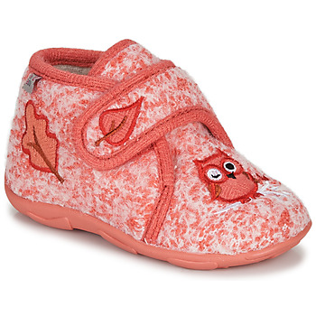 Chaussures Fille Chaussons GBB NEOPOLO Rose / Rouge
