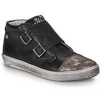 Chaussures Fille Baskets montantes Ikks BIANCA Noir