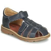Chaussures Garçon Sandales et Nu-pieds GBB PATERNE Marine