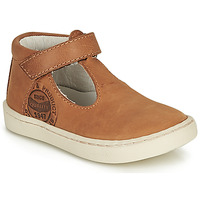 Chaussures Garçon Sandales et Nu-pieds GBB PRESTON Cognac
