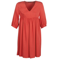 Vêtements Femme Robes courtes Only ONLVICTORIA Rouge