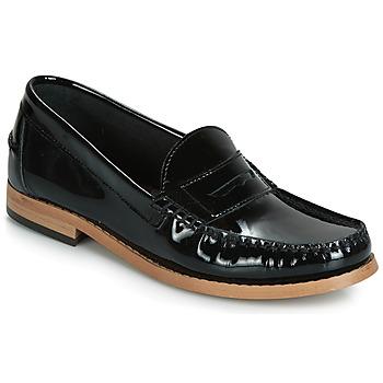 Chaussures Femme Mocassins André CESAR Noir