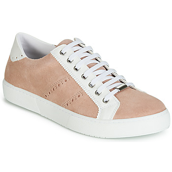 Chaussures Femme Baskets basses André BERKELEY Nude