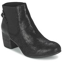 Chaussures Femme Bottines SPM GIRAFE Noir