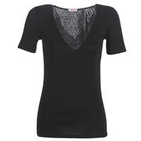 Sous-vêtements Femme Maillots de corps Damart FANCY KNIT GRADE 4 Noir