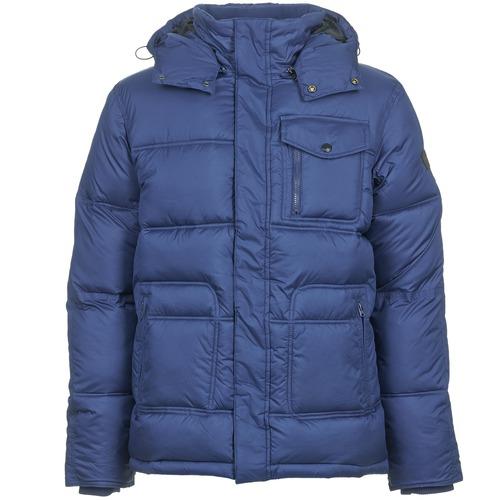 Vêtements Homme Doudounes Wrangler THE GUARD Bleu