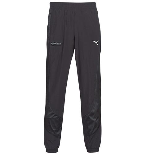Vêtements Homme Pantalons de survêtement Puma MAPM STREET WOVEN PANTS MERCEDES Noir