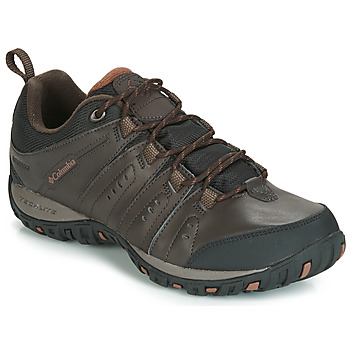Chaussures Homme Multisport Columbia WOODBURN II WATERPROOF Marron