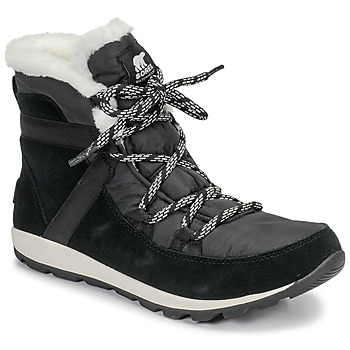Chaussures Femme Boots Sorel WHITNEY FLURRY Noir
