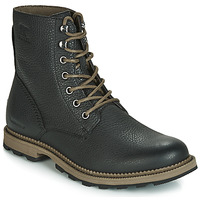 Chaussures Homme Boots Sorel MADSON 6 BOOT WATERPROOF Noir