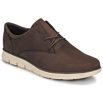 Chaussures Homme Baskets basses Timberland BRADSTREET PT OXFORD Marron