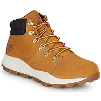 Chaussures Homme Baskets montantes Timberland BROOKLYN HIKER Blé / Marron