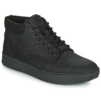 Chaussures Homme Baskets montantes Timberland CITYROAM CUPSOLE CHUKKA Noir