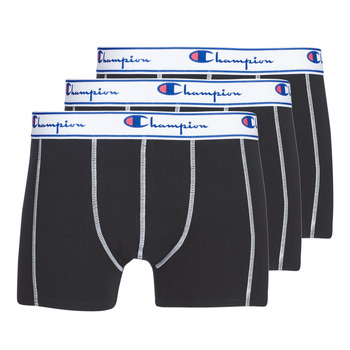 Sous-vêtements Homme Boxers Champion UNI X3 Noir
