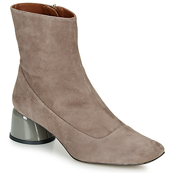 Chaussures Femme Boots Castaner LETO Taupe
