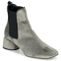 Chaussures Femme Boots Castaner LANAI Gris