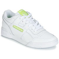 Chaussures Baskets basses Reebok Classic WORKOUT PLUS MU Blanc