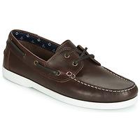 Chaussures Homme Chaussures bateau André BENDOR Marron