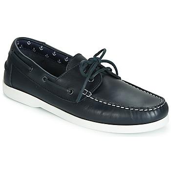 Chaussures Homme Chaussures bateau André BENDOR Marine
