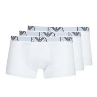 Vêtements Homme Boxers Emporio Armani CC715-111357-16512 Blanc