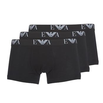 Vêtements Homme Boxers Emporio Armani CC715-111357-21320 Noir