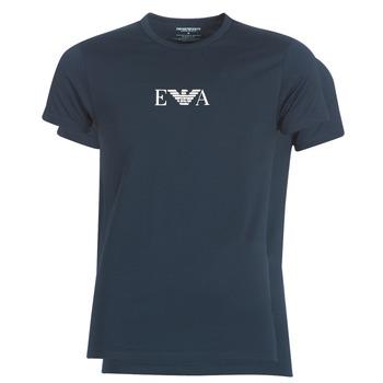 Vêtements Homme T-shirts manches courtes Emporio Armani CC715-111267-27435 Marine