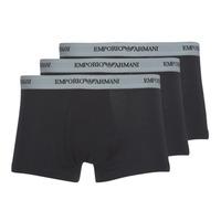 Sous-vêtements Homme Boxers Emporio Armani CC717-111357-00120 Noir
