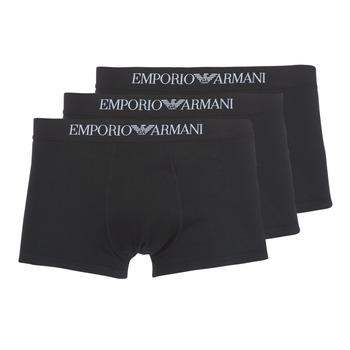 Sous-vêtements Homme Boxers Emporio Armani CC722-111610-21320 Noir