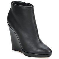Chaussures Femme Low boots Bourne FONATOL Noir