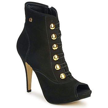 Chaussures Femme Bottines Carmen Steffens 6912030001 Noir
