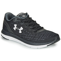 Chaussures Running / trail Under Armour CHARGED IMPULSE Noir / Blanc