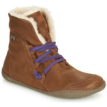 Chaussures Femme Boots Camper PEU CAMI No Color