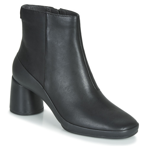 Chaussures Femme Bottines Camper UP RIGHT Noir