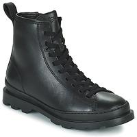 Chaussures Femme Boots Camper BRUTUS Noir