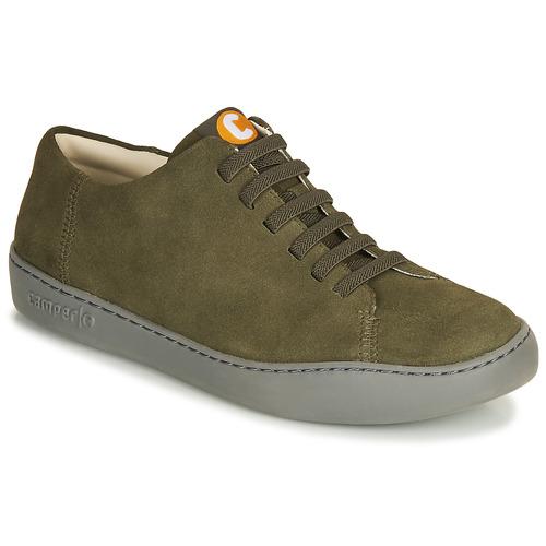 Chaussures Homme Derbies Camper PEU TOURING Kaki