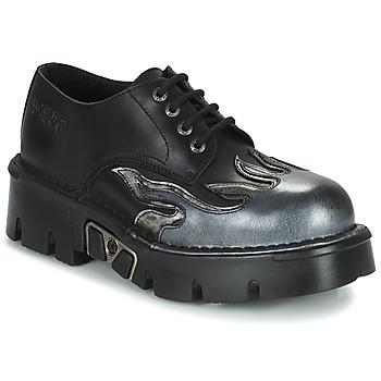 Chaussures Homme Derbies New Rock M-1553-C3 Noir