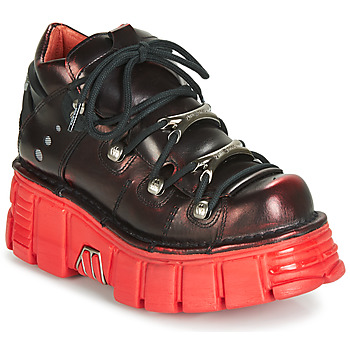 Chaussures Femme Baskets basses New Rock M-106N-C59 Rouge