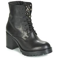 Chaussures Femme Bottines Tosca Blu KATE Noir