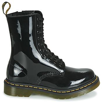 Boots Dr Martens 1490 PATENT LAMPER